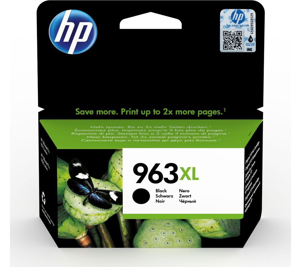Image of 963XL Black Ink Cartridge, Black