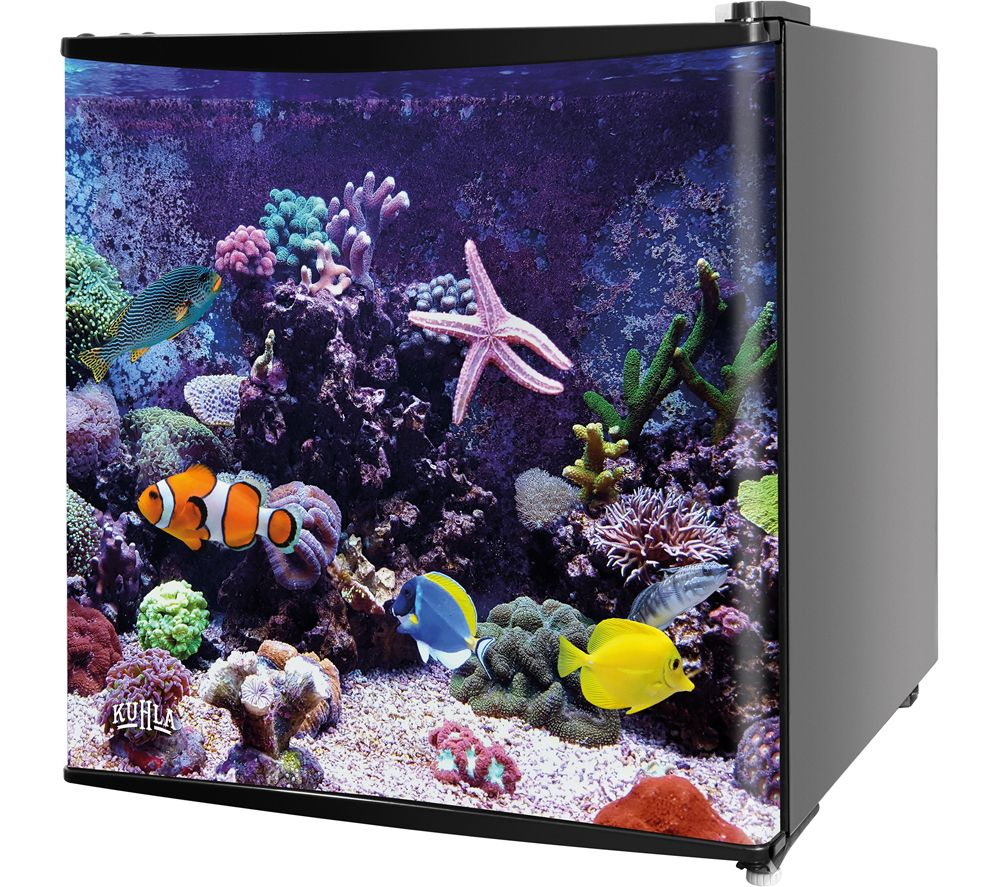 Image of KTTF4BGB-1007 Mini Fridge - Aquarium