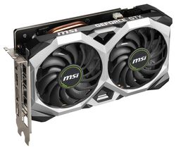 MSI GeForce GTX 1660 6 GB SUPER VENTUS Graphics Card