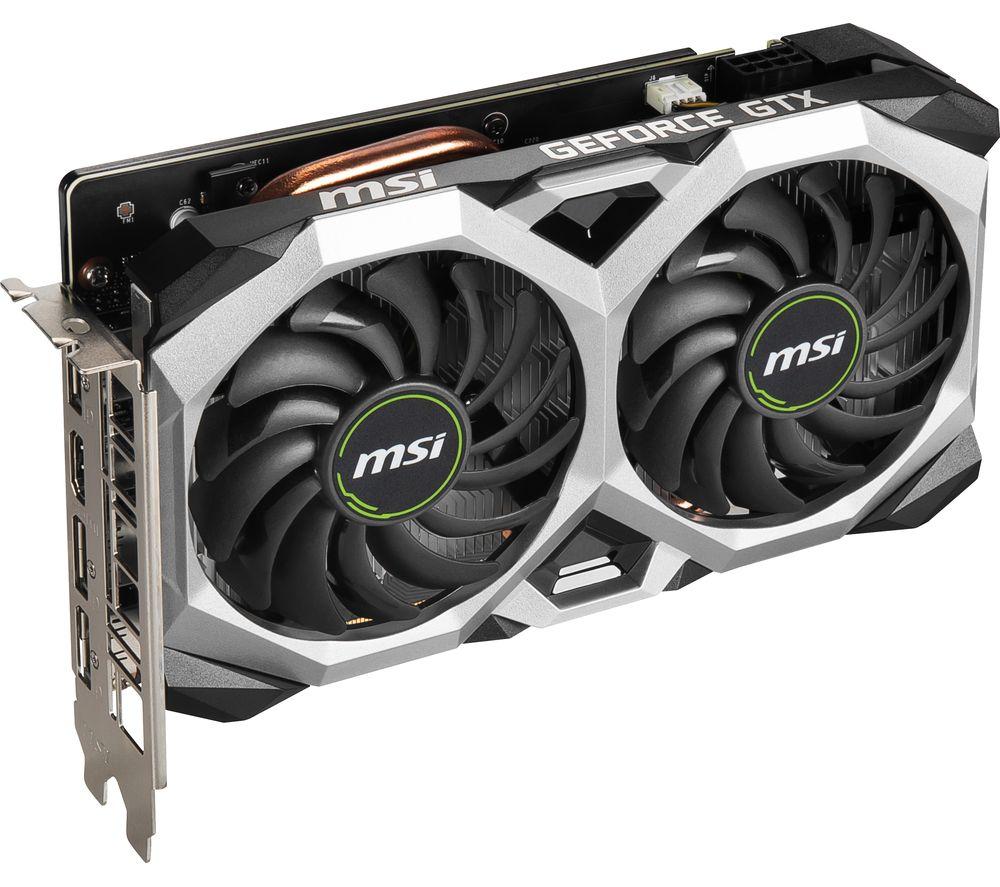 GeForce GTX 1660 6 GB SUPER VENTUS Graphics Card
