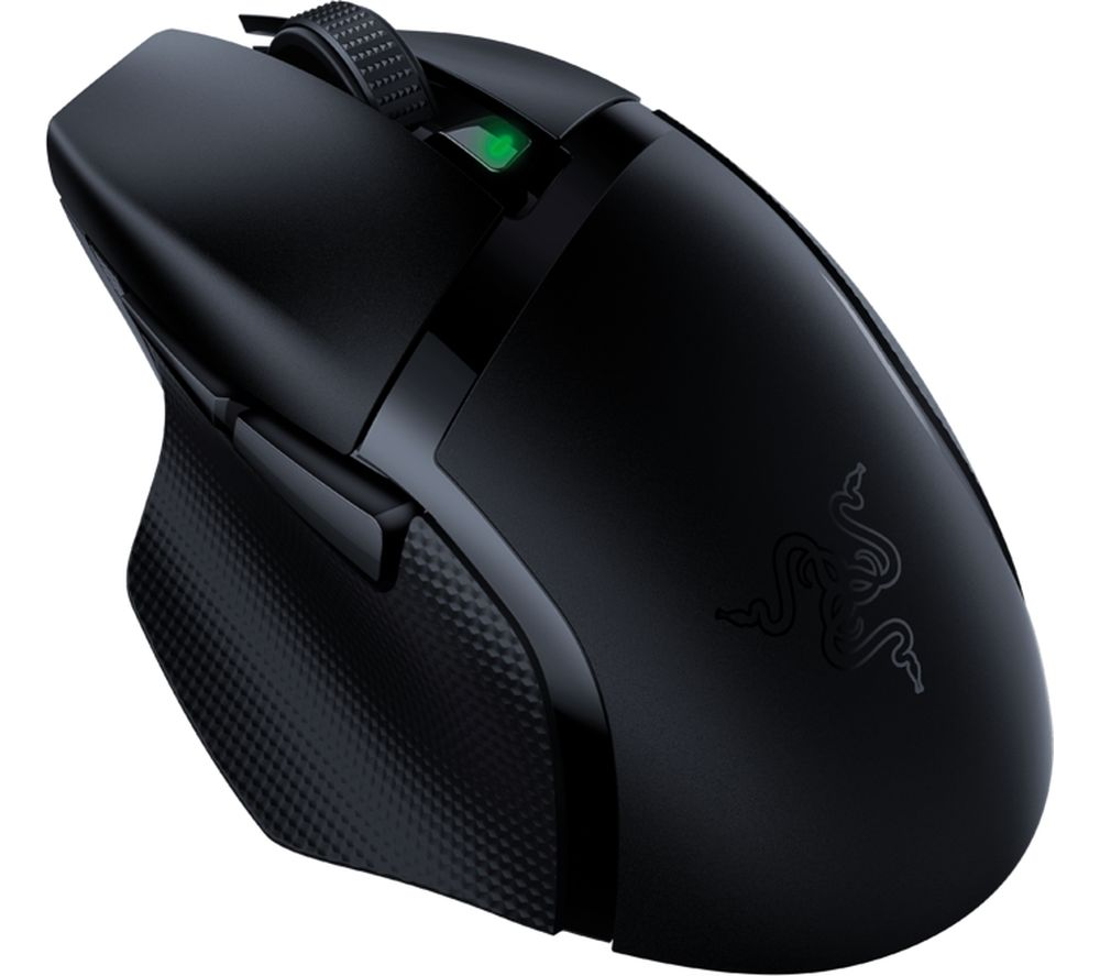 Image of RAZER Basilisk X Hyperspeed Wireless Optical Gaming Mouse