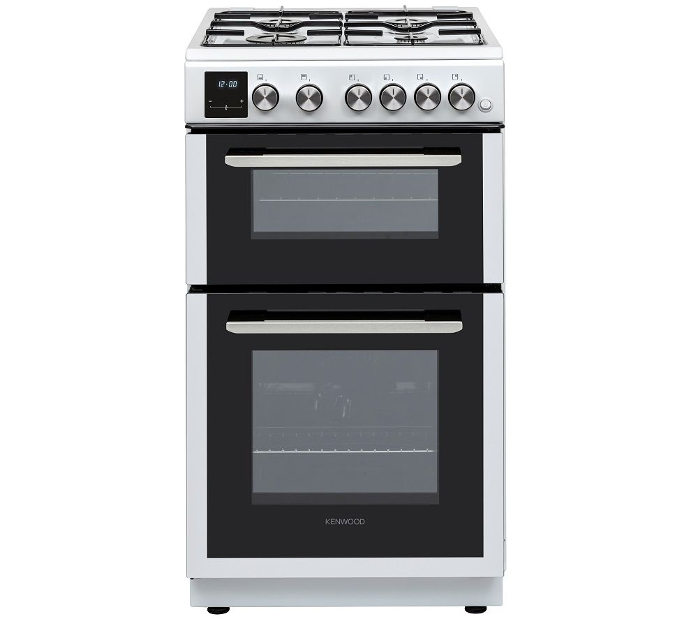 KENWOOD KTG506W19 50 cm Gas Cooker - White
