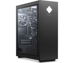 OMEN 25L Gaming PC - Intel® Core™ i5, RTX 2060, 1 TB HDD & 256 GB SSD