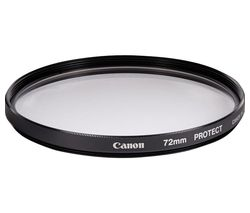 2599A001 Protect Lens Filter - 72 mm