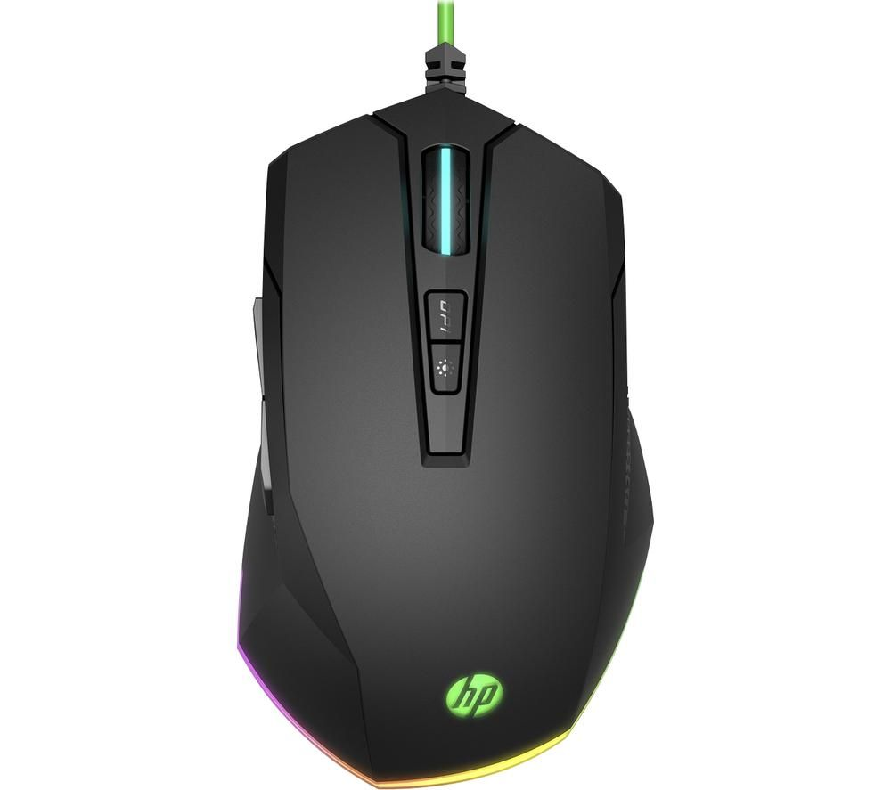 Image of HP Pavilion 200 Optical Gaming Mouse