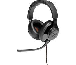 Quantum 200 Gaming Headset - Black