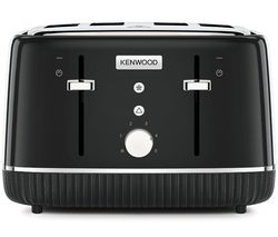 Elegancy TFP10.A0BK 4-Slice Toaster - Black