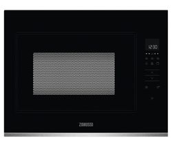 ZMBN4DX Built-in Microwave with Grill - Black