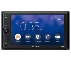 XAV-AX1005DB Smart Bluetooth Car Radio - Black