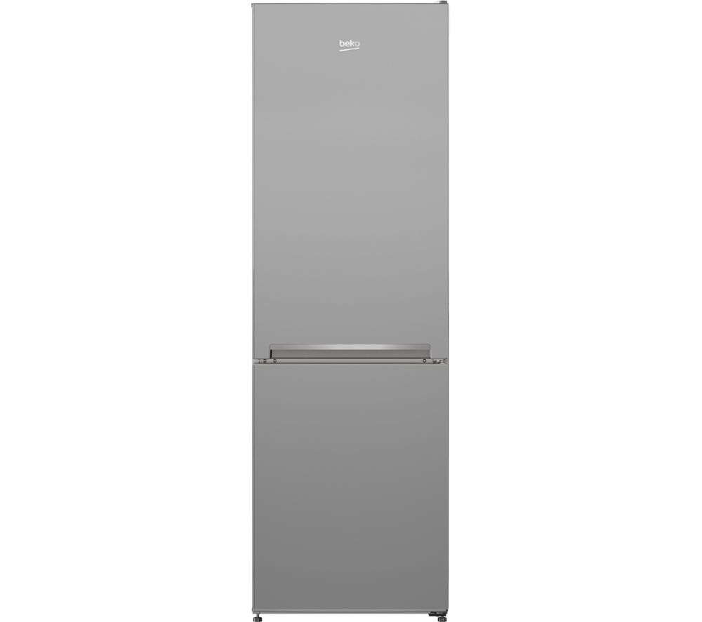 BEKO CSG3571S 60/40 Fridge Freezer - Silver