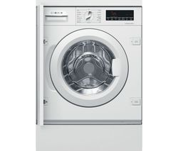 Serie 8 WIW28501GB Integrated 8 kg 1400 Spin Washing Machine