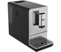 BEKO CEG5301X Bean to Cup Coffee Machine - Stainless Steel Best Price, Cheapest Prices