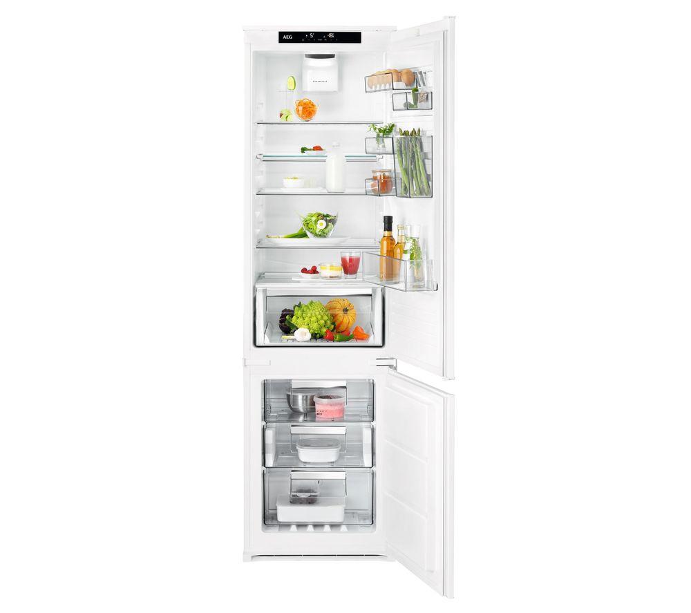 AEG SCE819E5TS Integrated 70/30 Fridge Freezer
