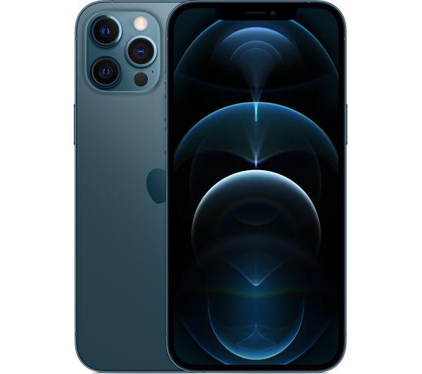 Apple iPhone 12 Pro Max - 256 GB, Pacific Blue 3