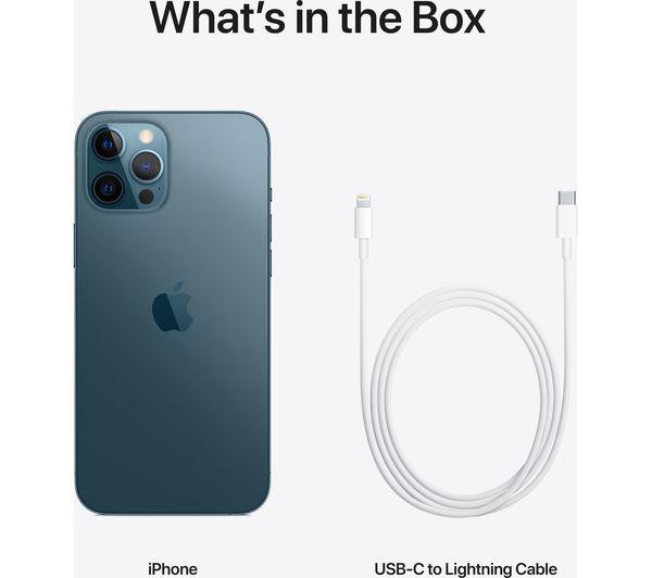 Apple iPhone 12 Pro Max - 256 GB, Pacific Blue 4