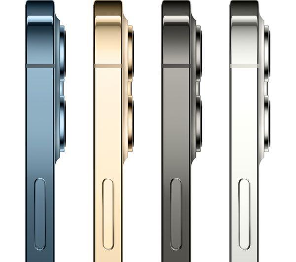 Apple iPhone 12 Pro Max - 256 GB, Pacific Blue 5