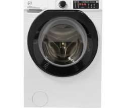 H-Wash 500 HWDB 610AMB Auto Dosing WiFi-enabled 10 kg 1600 Spin Washing Machine - White
