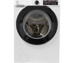 H-Wash 500 HWDB 610AMB Auto Dosing WiFi-enabled 10 kg 1600 Spin Washing Machine - White