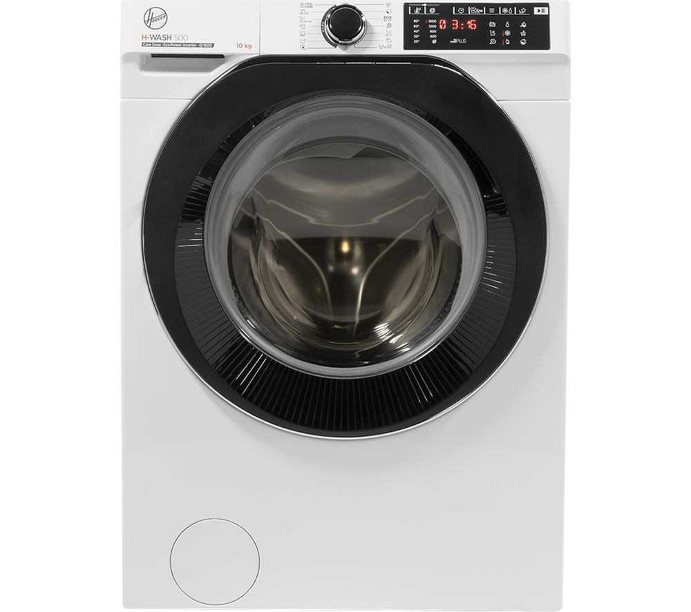 HOOVER H-Wash 500 HWDB 610AMB WiFi-enabled 10 kg 1600 Spin Washing Machine - White
