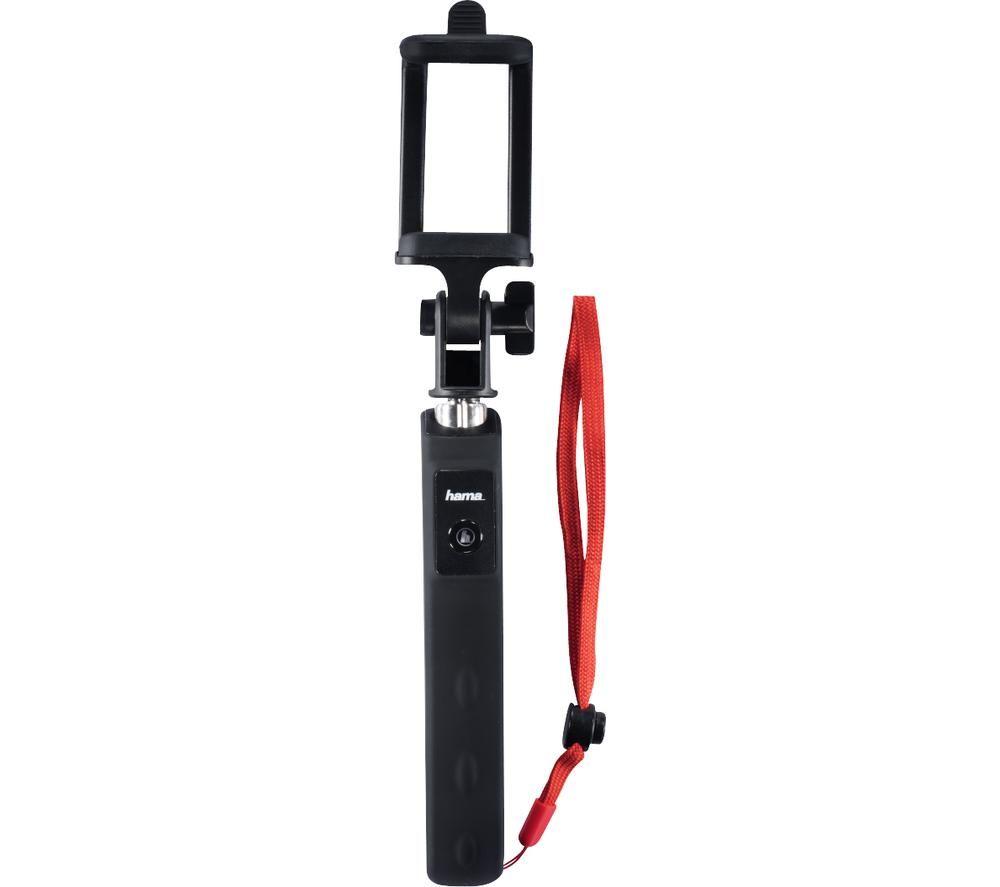 HAMA Fun 70 Bluetooth Selfie Stick - Black