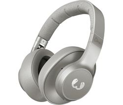 Clam ANC Wireless Bluetooth Noise-Cancelling Headphones - Grey