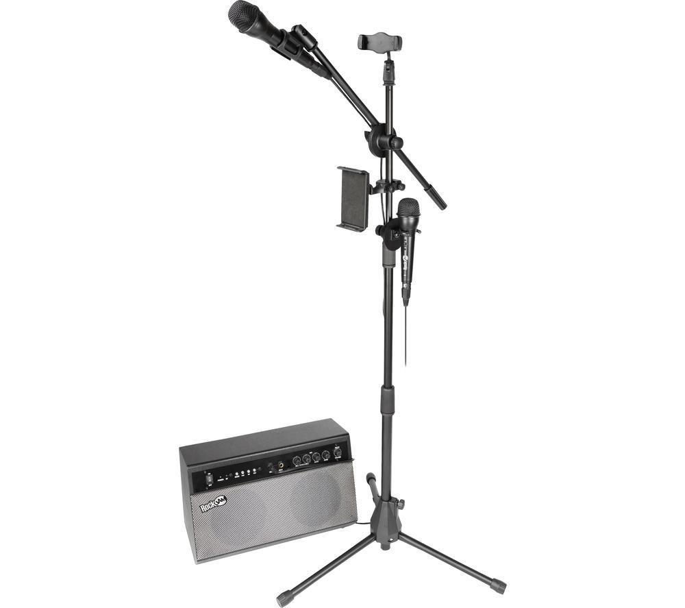 ROCKJAM RJKSK-BK Bluetooth Karaoke System