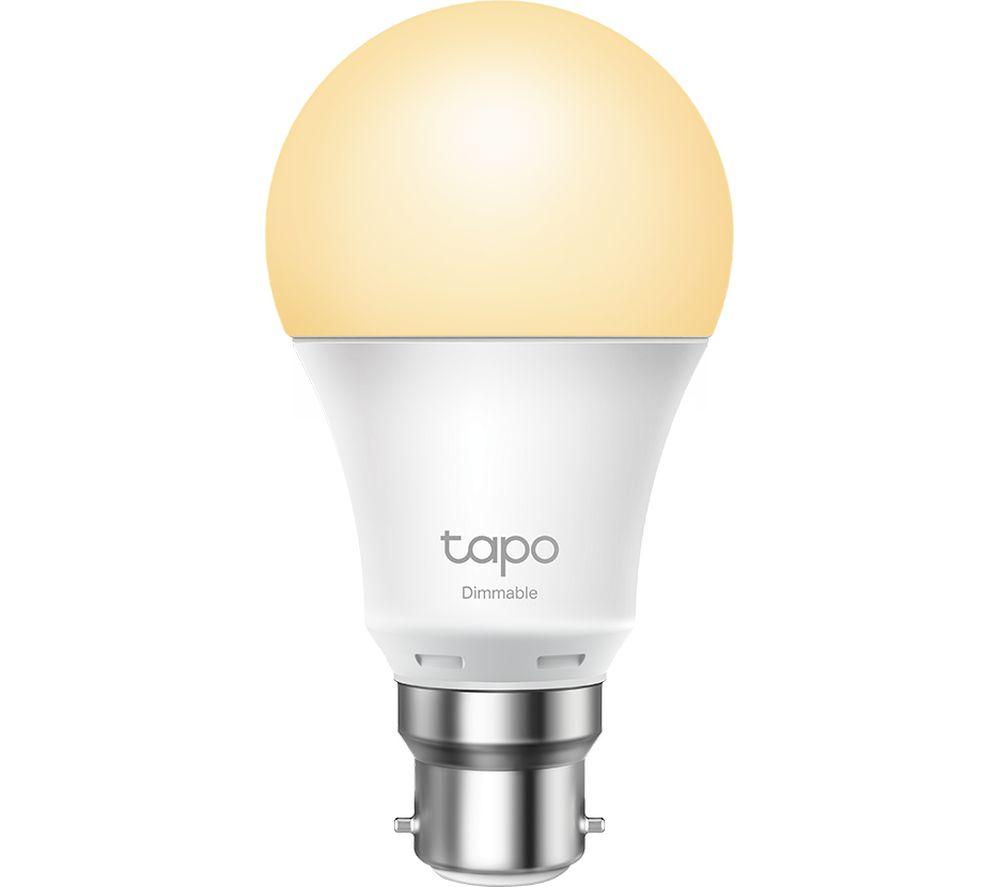 TP-LINK Tapo L510B Smart Light Bulb - B22