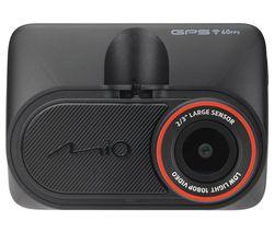 MiVue 866 Full HD Dash Cam - Black