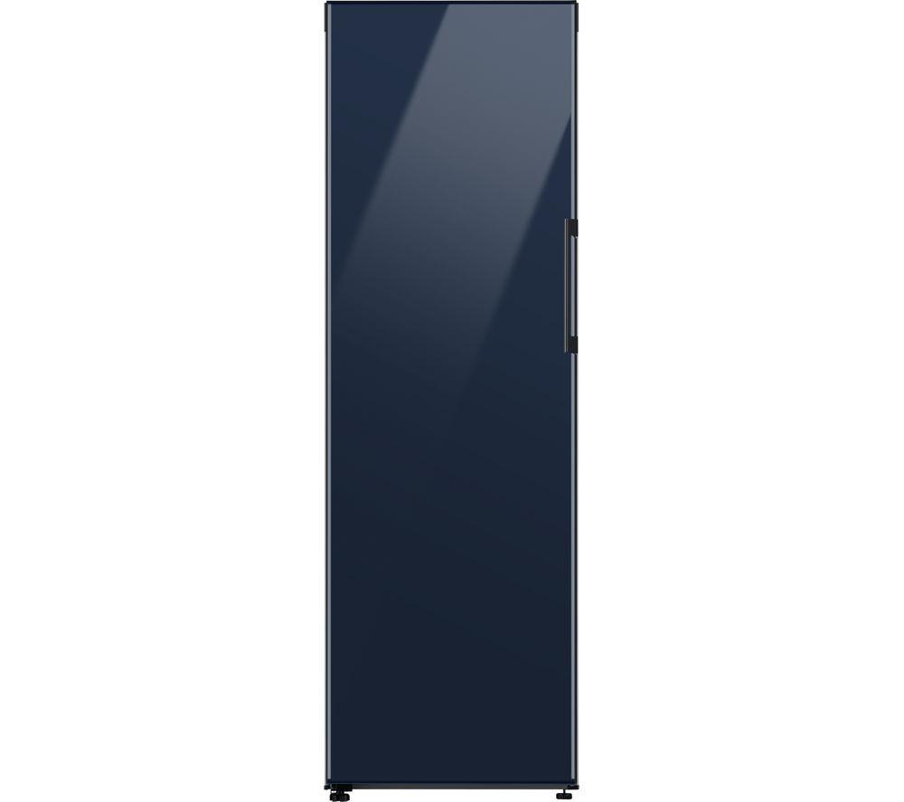 SAMSUNG Bespoke RZ32A74A541/EU Tall Freezer - Glam Navy