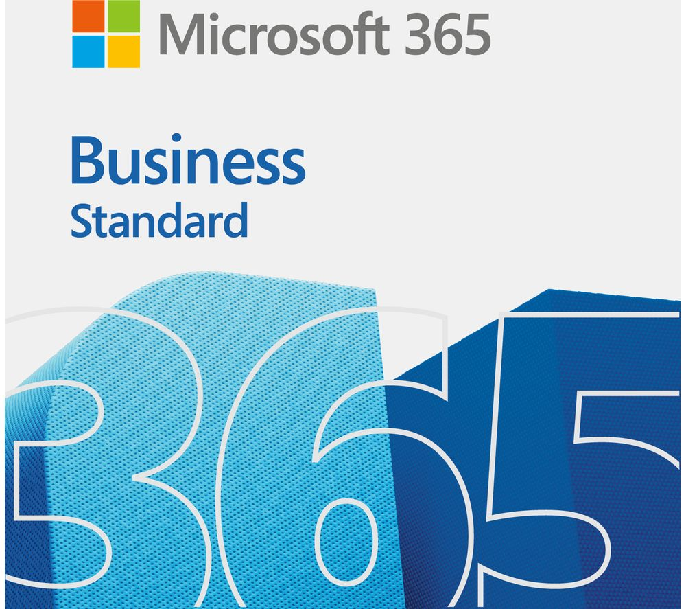 MICROSOFT 365 Business Standard - 1 year for 1 user (download)