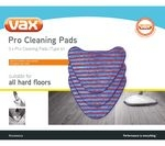 VAX Pro Mop Replacement Pads - Pack of 3