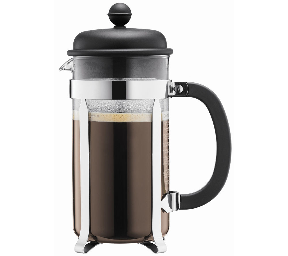 BODUM 1918-01 Caffettiera Coffee Maker - Black