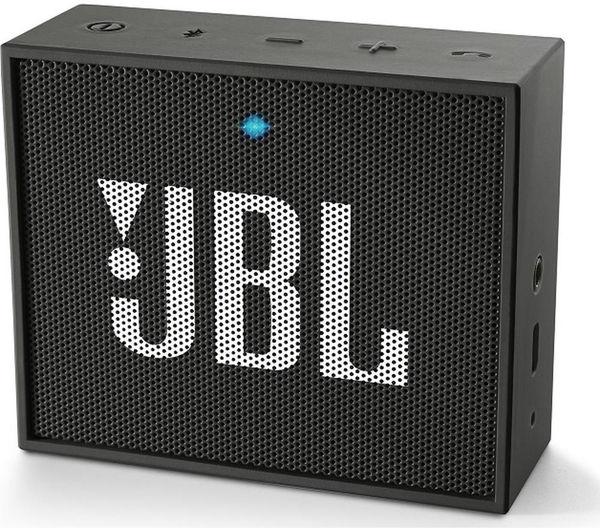 buy jbl go portable wireless speaker black free. Black Bedroom Furniture Sets. Home Design Ideas