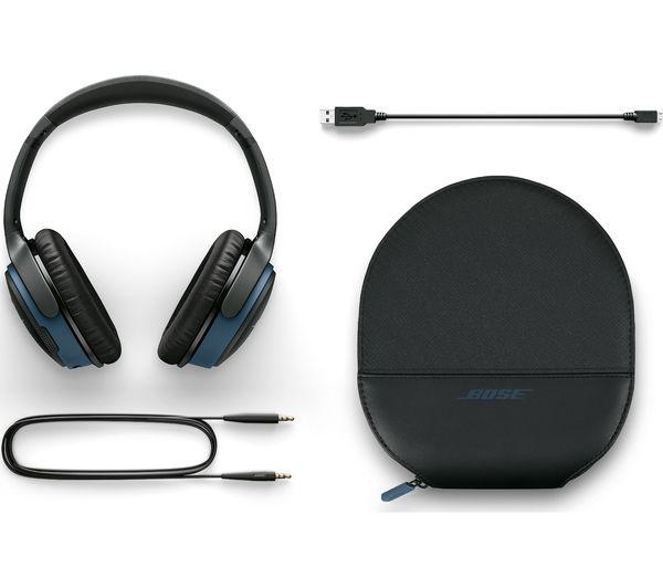 42c415e2021 Buy BOSE SoundLink II Wireless Bluetooth Headphones – Black ...