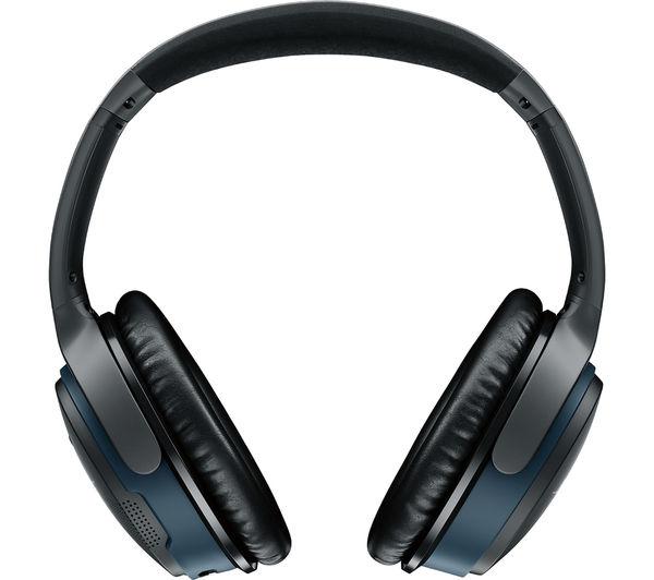 buy bose soundlink ii wireless bluetooth headphones black free delivery currys. Black Bedroom Furniture Sets. Home Design Ideas