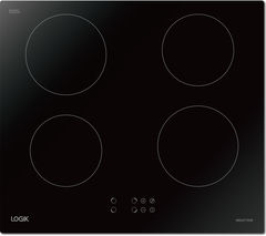 LINDHOB16 Electric Induction Hob - Black