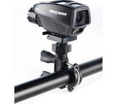 NEXTBASE Ride Motorcycle Dash Cam - Black
