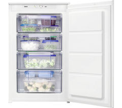 ZANUSSI ZBF11421SA Integrated Freezer