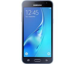 SAMSUNG Galaxy J3 - 8 GB, SIM Free, Black