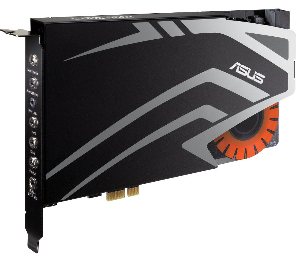ASUS STRIX Soar 7.1 Channel PCIe Sound Card