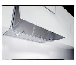 MIELE DA186 Integrated Cooker Hood - Stainless Steel