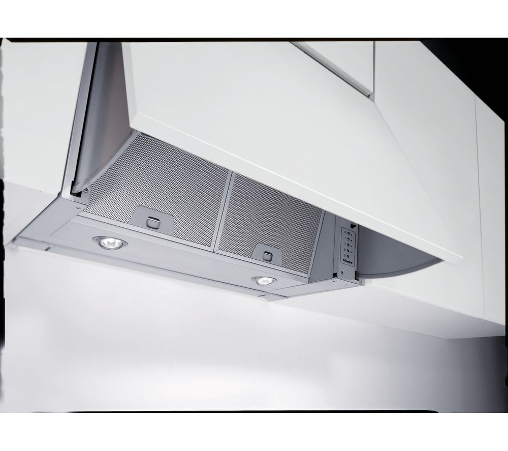 Compare retail prices of Miele DA186 Integrated Cooker Hood Stainless Steel to get the best deal online