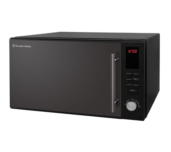 Rus Hobbs Rhm3003b Combination Microwave Black