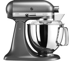 KITCHENAID Artisan 5KSM17PSMBS Stand Mixer - Medallion Silver