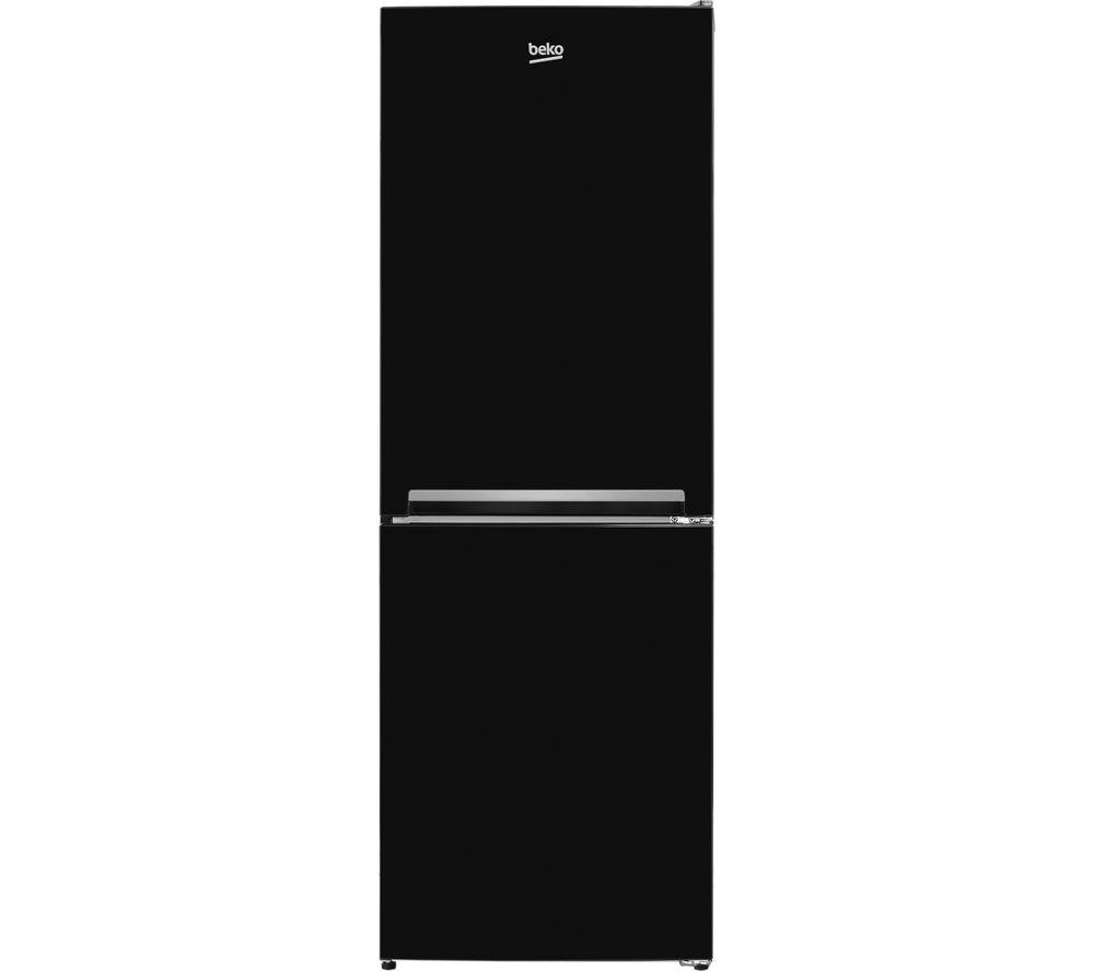 BEKO CFG1552B 50/50 Fridge Freezer - Black