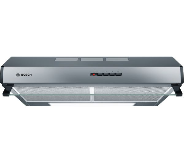 Image of BOSCH Serie 2 DUL63CC50B Canopy Cooker Hood - Stainless Steel