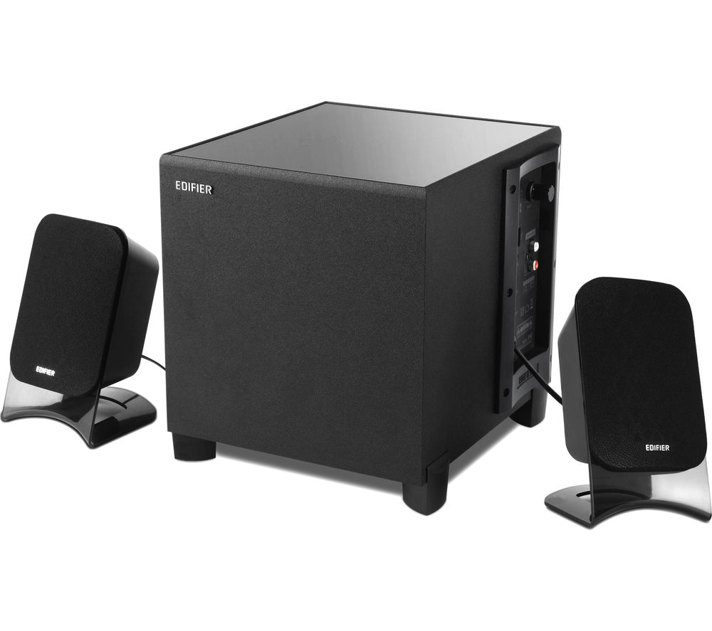 EDIFIER XM2 2.1 PC Speakers - Black