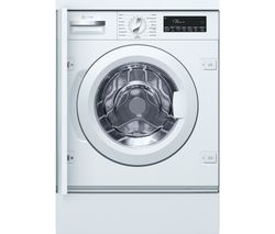 NEFF W544BX0GB Integrated 8 kg 1400 Spin Washing Machine