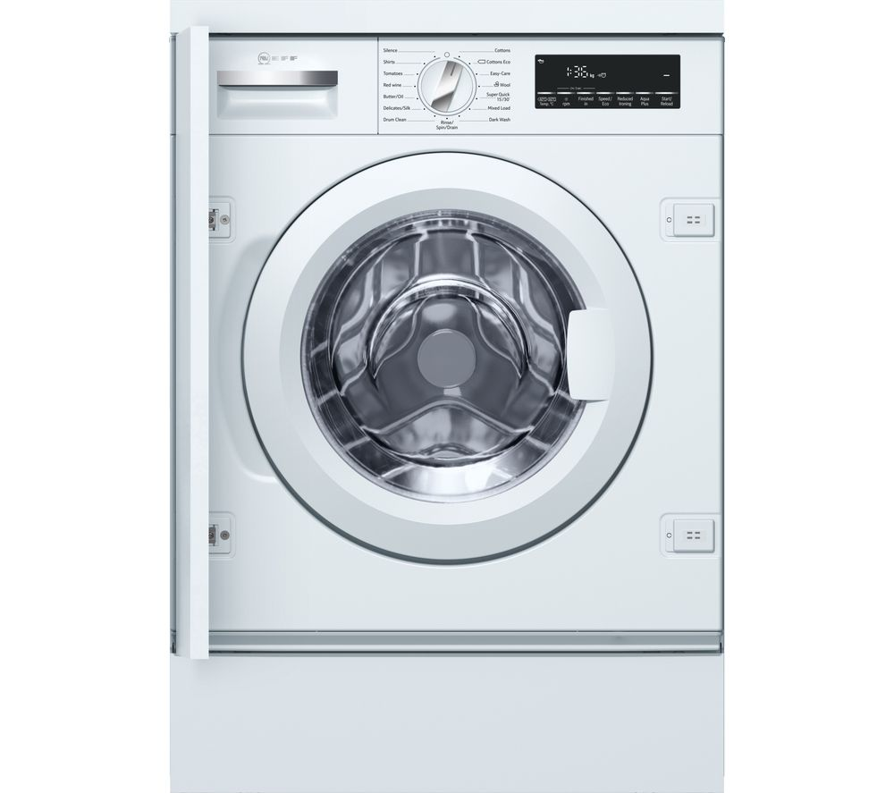Image of NEFF Integrated Washing Machine W544BX0GB