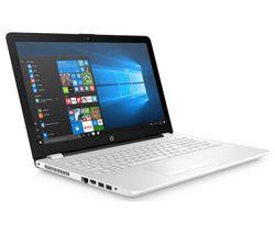 """HP 15-bw068sa 15.6"""" Laptop - White"""